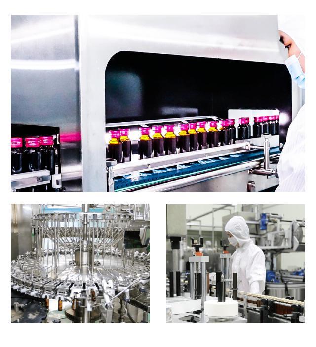小分子肽饮生产工艺