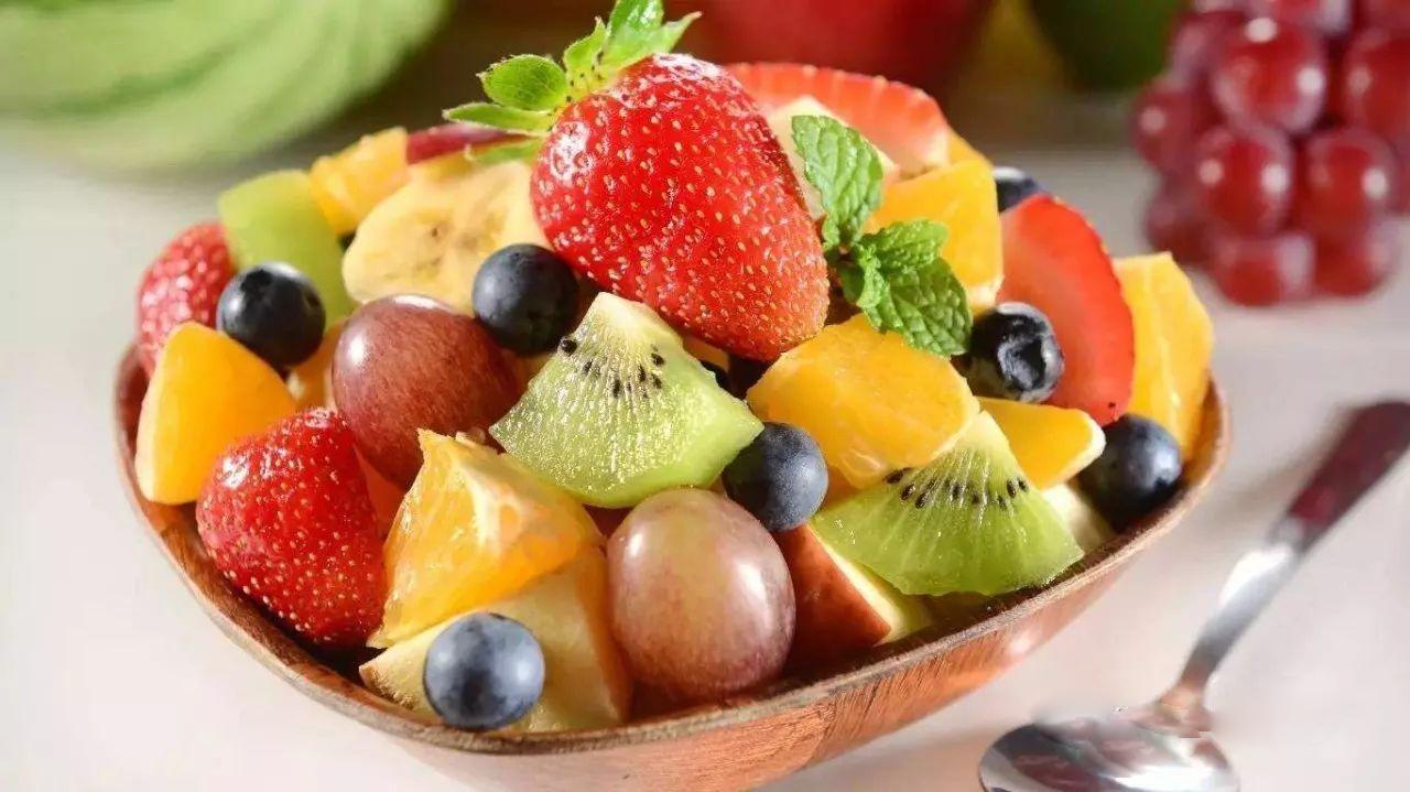 不同的水果酵素对应的不同功效
