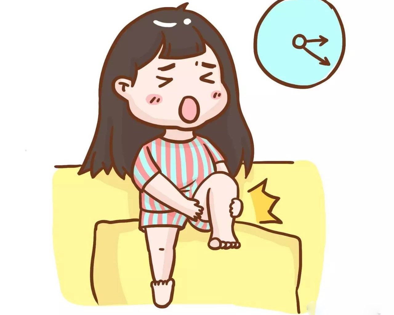 睡觉腿抽筋,难道只是缺钙?