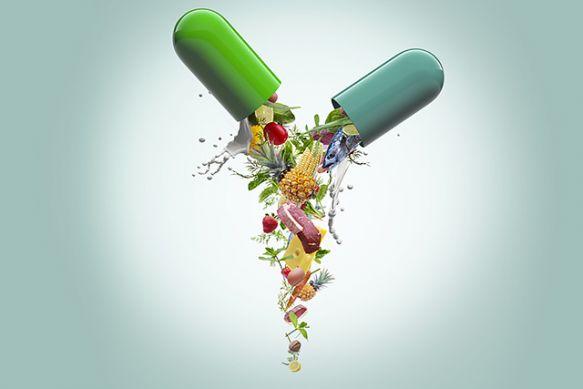 酶可以被作为食品补充剂来改善机体的健康。