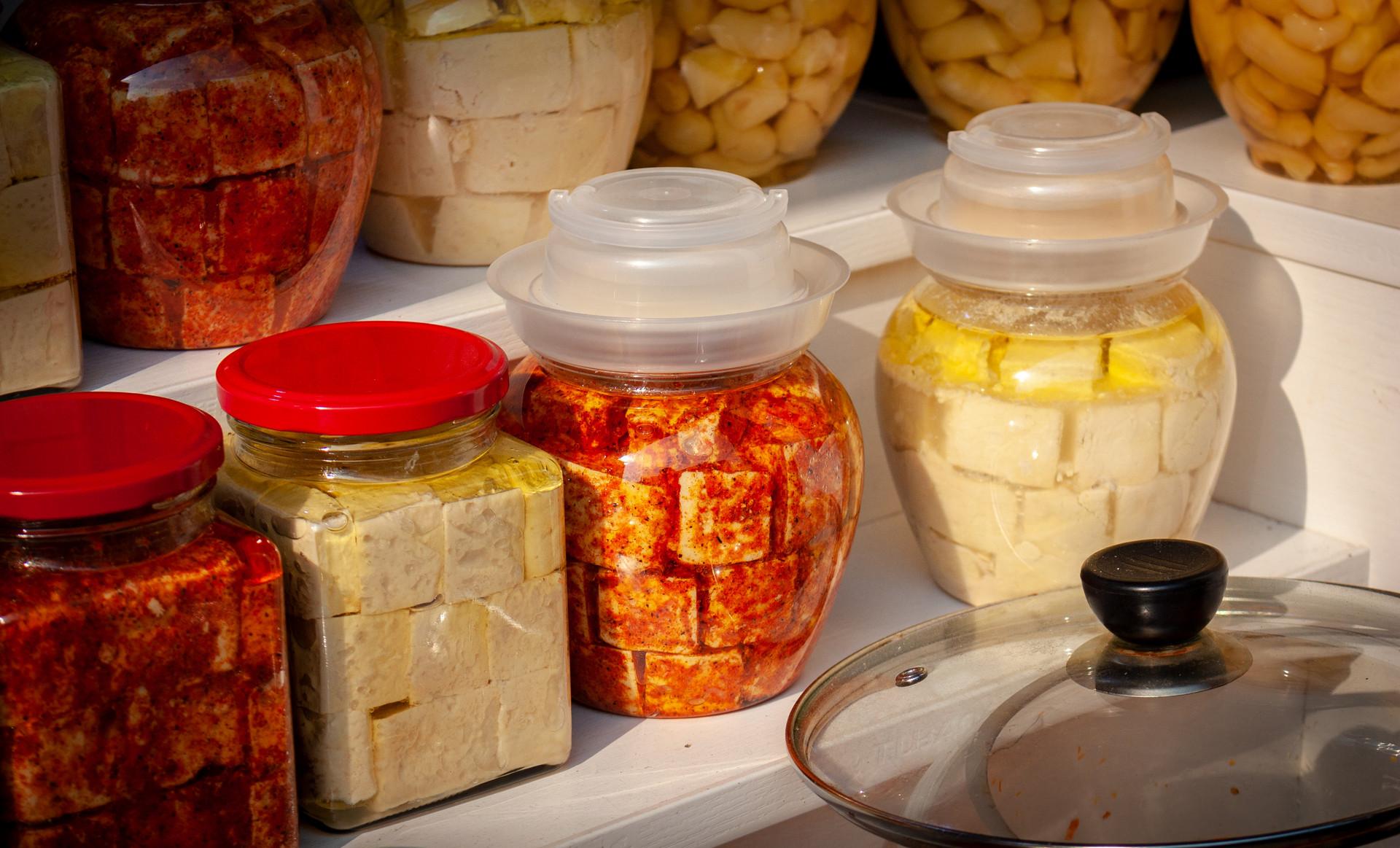生活中常见的发酵食品和发酵食品的好处