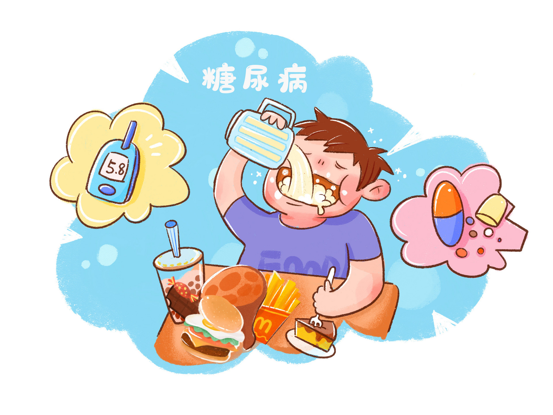 糖尿病患者可以使用无糖酵素吗?